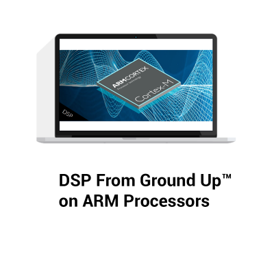 RealTime OS (RTOS) Building From Ground Up™ on ARM Processor